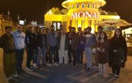 SDSB team at Monal Islamabad